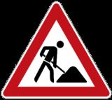Baustelleninfos